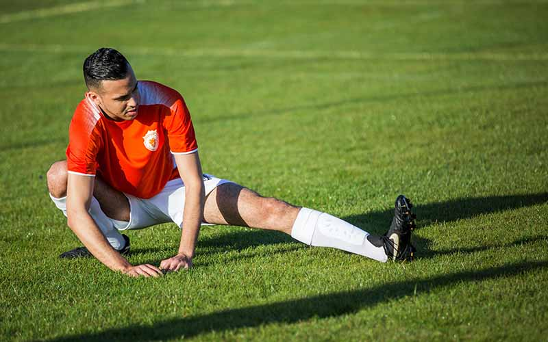Soccer-stretches