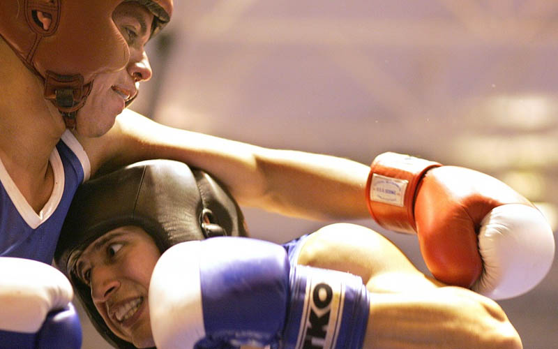 Role of Bob & Weave in Boxing
